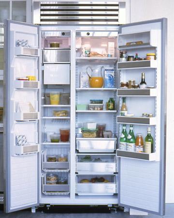 Уход за холодилником
