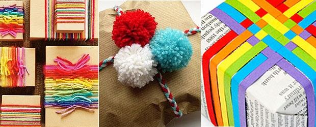 Тенденции и искусство упаковки подарков. http://domcreative.ru
