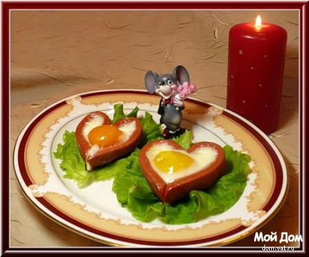 Афродизиаки – еда для любви
