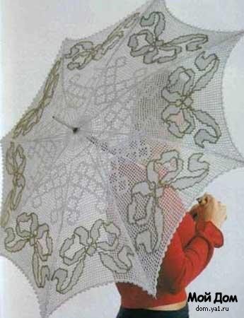 загадка на зонт
