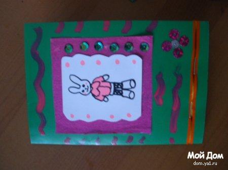 Hand-made открытки + something