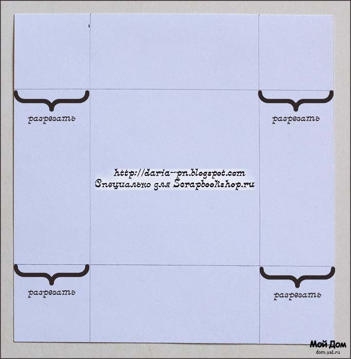Комоды из картона своими руками схемы 218