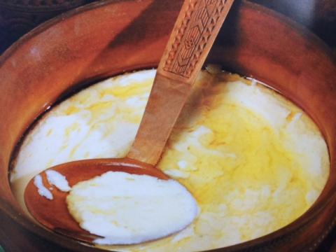 якутский творог рецепт якутских молочных продуктов-хв10