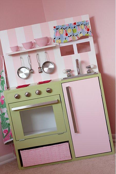 Детские кухни. Переделка Икеи | Мой дом | domcreative.ru