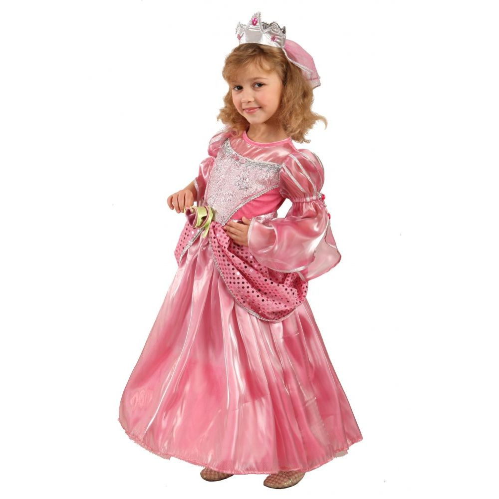Карнавальный костюм Принцессы своими руками