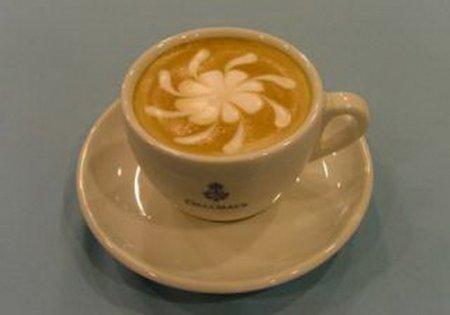 Кофе арт