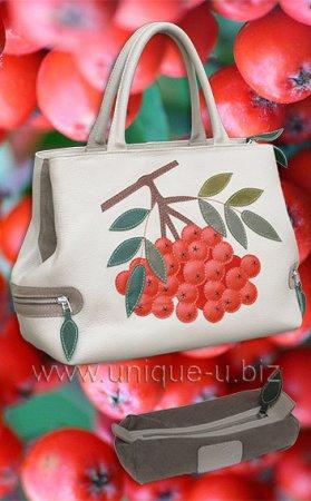Уникальные сумки украинских дизайнеров Unique U