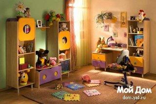 Креативные идеи для детской