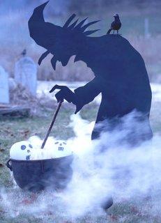 Идеи декора к Хэллоуину