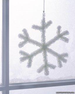 Снежинки. Варианты украшений. Бесплатные шаблоны.