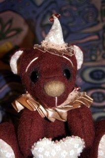 Медведь Валентин.